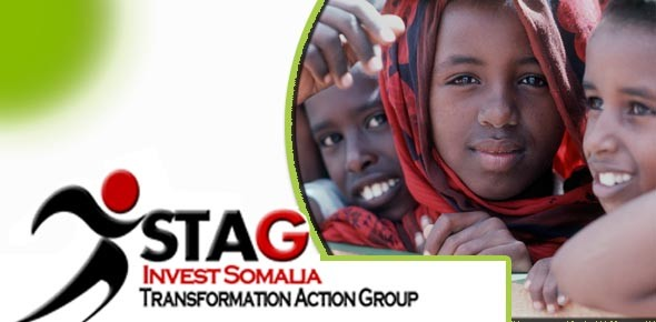 Welcome to Invest Somalia Transformation Action Group